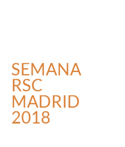 inscripción Semana RSC Madrid 2018