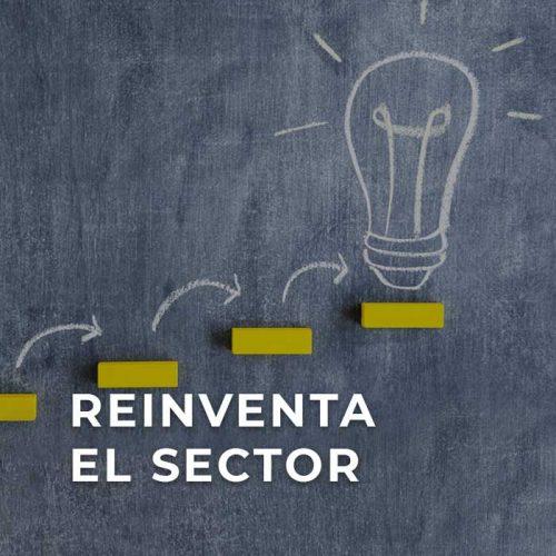 Reinventa el sector de la RSC