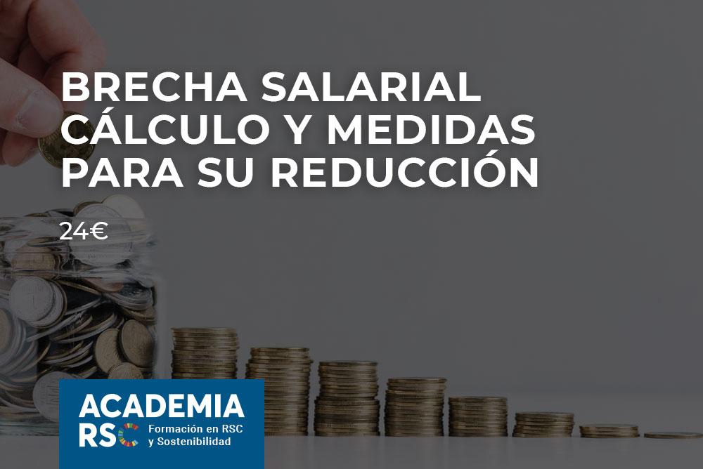 Brecha salarial cálculo y medidas para su reducción