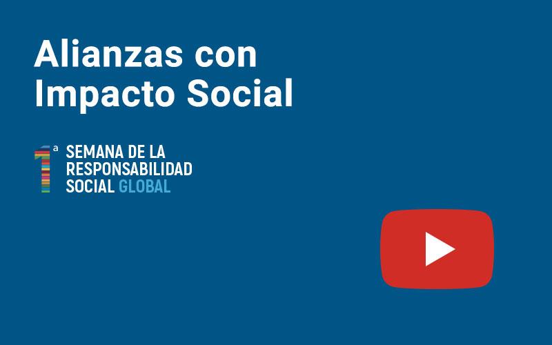 Alianzas con Impacto Social