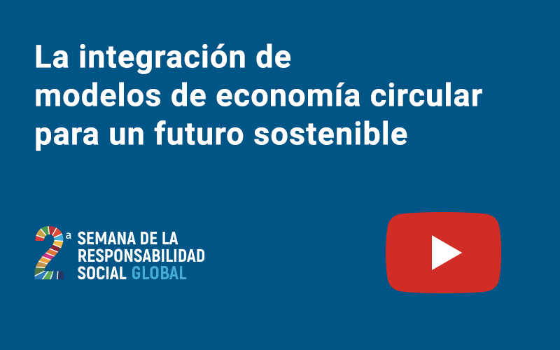 La integración de modelos de economía circular para un futuro sostenible